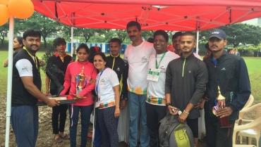 Marathon on 2nd October 2016